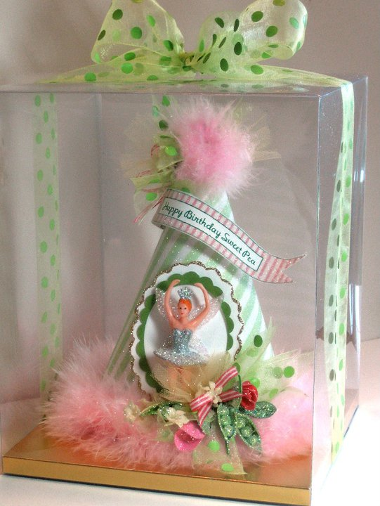 Garden Fairy Party Hat