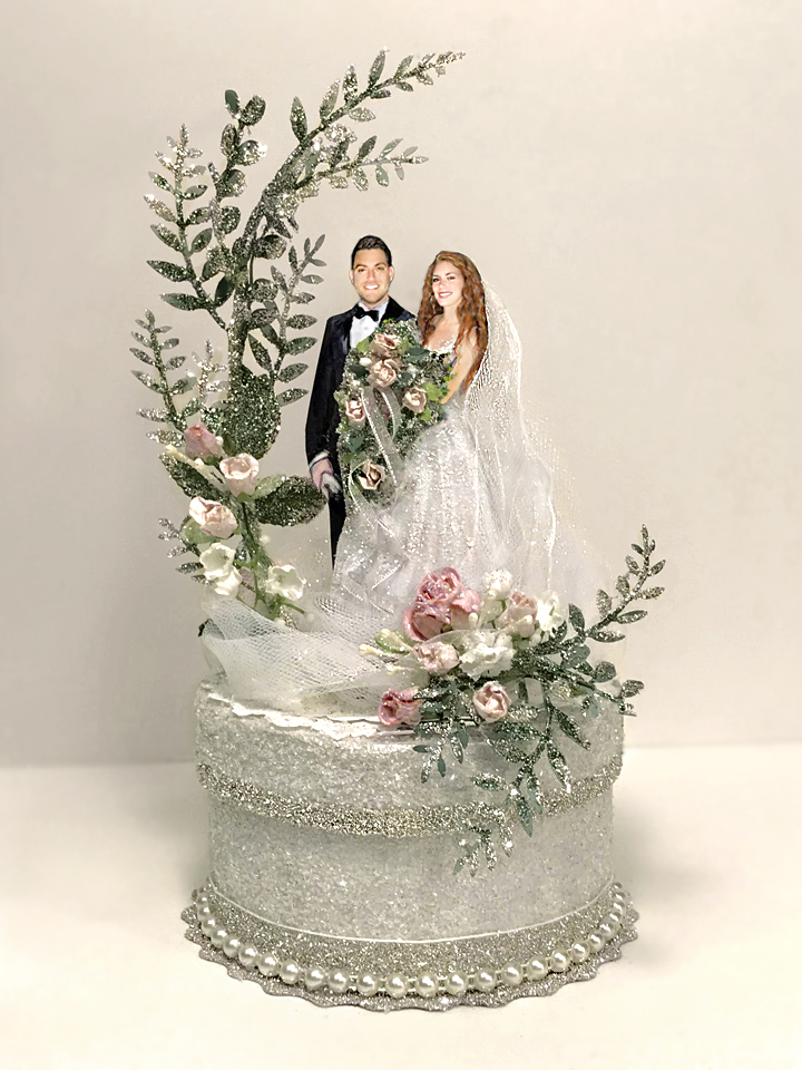 Patricia Minish Designs   Wedding Cake Toppers