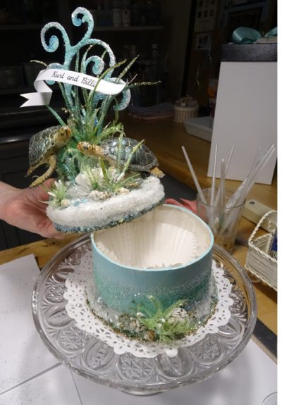 Patricia Minish Designs | Custom Cake Toppers